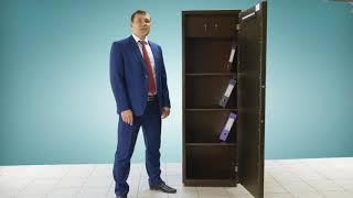 Сейф бухгалтерский МБ-71
