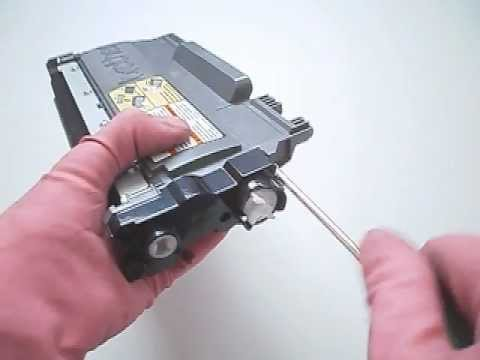 Rigenerazione toner Brother TN2220 TN2210 TN2010: ricarica cartuccia toner