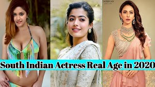 South Indian Actress Real Age in 2020 | Kajal Agarwal Age in 2020 | Kajal Agarwal Net Worth, Life