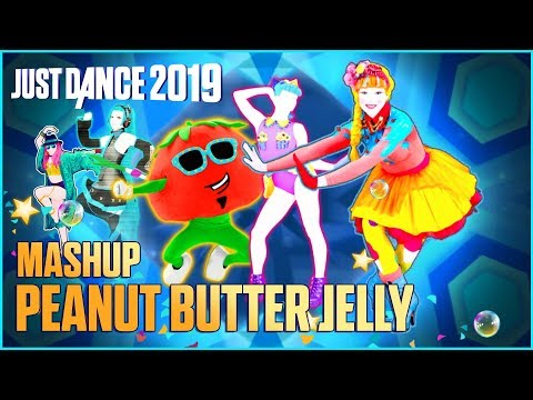 Download Peanut Butter Jelly Just Dance Unlimited Video 3GP Mp4 FLV