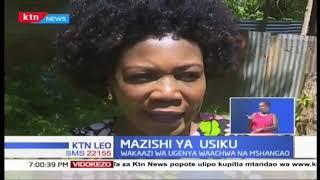 Wakazi wa Ugenya washangazwa familia ya mbunge wa zamani ikimzika mkaza mwana usiku