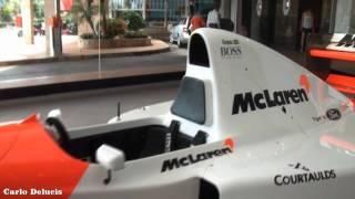 McLaren MP4/8: Ayrton Senna's 1993 Formula 1 Car
