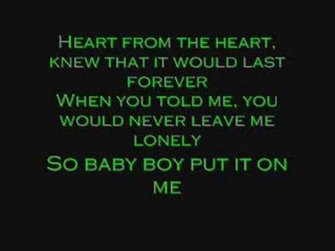 put it on me~lyrics~ja rule