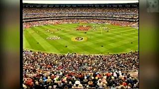 West Coast Eagles vs Geelong AFL Grand Final 1994 (first half 1/2)
