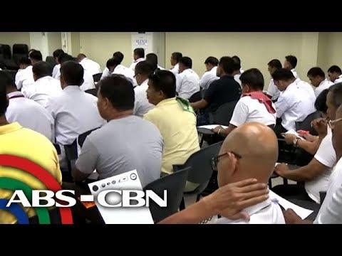 [ABS-CBN] Private drivers, nais isama ng LTFRB sa 'Driver's Academy' exam