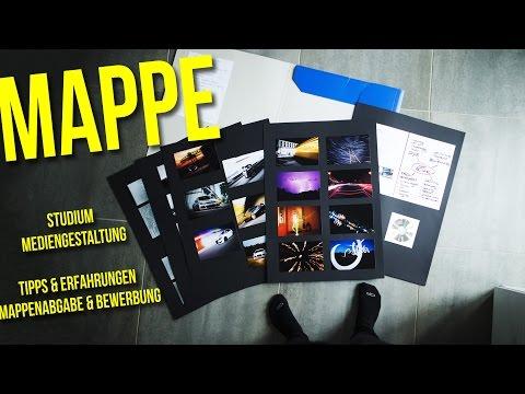 Mappe Mediengestaltung & Produktion | Kunststudium, Kommunikationsdesign 📸 FOTOGRAFIE VLOG DEUTSCH