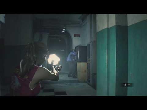Resident Evil 2 Tuto Rang S+