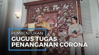 Gubernur Anies Bentuk Gugus Tugas Percepatan Penanganan COVID-19 di Jakarta