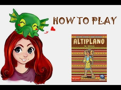 Alitplano The Traveler overview and rules
