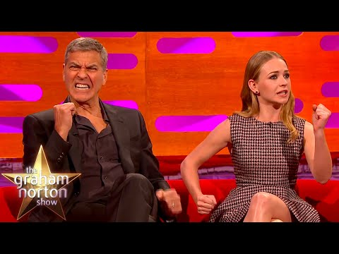 George Clooney běhá jako Tom Cruise a Ewan McGregor hraje Co bys radši