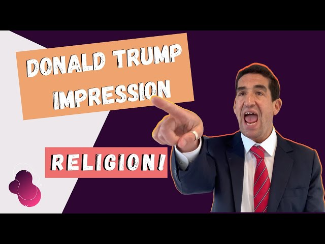 Trump on Religion