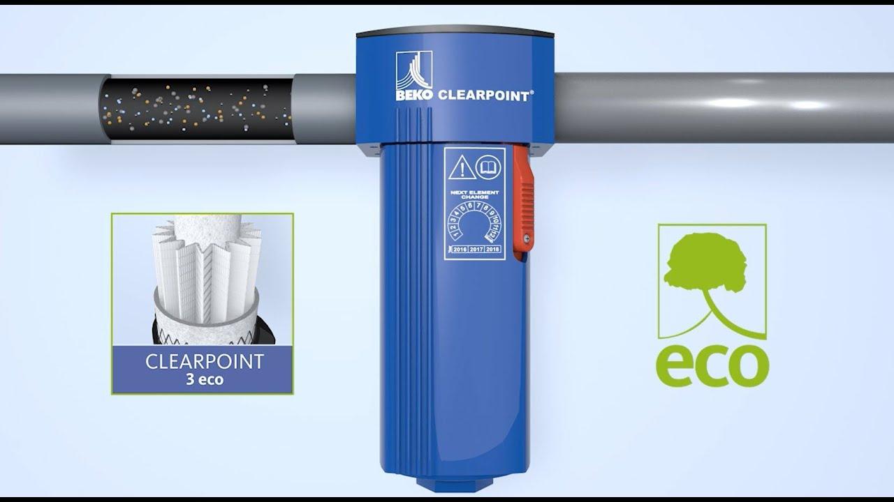 Filtrazione: BEKO Clearpoint