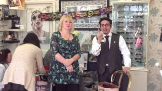 preview picture of video 'Happy Birthday to GoodLooking Optics - Independant Opticians in Enfield'