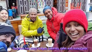 Everest Base Camp: Phakding - Namche BazarDay 2