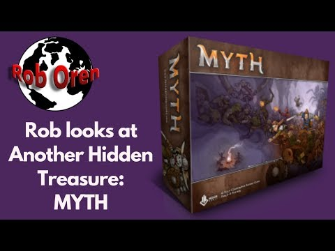 Rob Looks At Another Hidden Treasure - MYTH