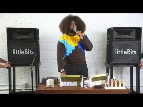 littlebits Synth Kit - Nederlands