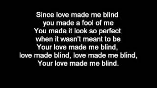 Jason Derulo - Blind.  #lyrics