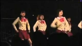 北神未海with MM学園 合唱部 めちゃモテ I LOVE YOU H264 - YouTube