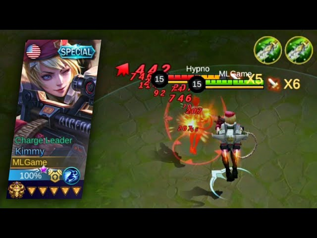 Kimmy MVP Gameplay Critical BOD x2 | Survival Mode