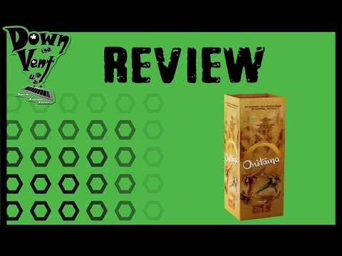 DtV Review - Onitama