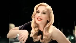 Gwen Stefani's L'Oreal Superior Preference hair color commercial-2012