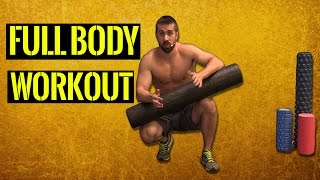 Foam Roller Exercises & Workouts for Back, Legs, Shoulders & Neck by Criticalbench