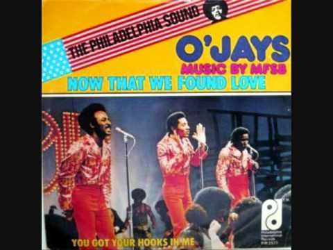 O'Jays - Now That We Found Love