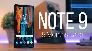 Samsung Galaxy Note9 revisit: 5 months later
