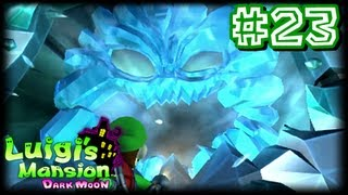 Luigi's Mansion Dark Moon - (1080p) Part 23 - D-Boss Chilly Ride