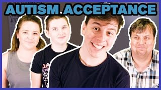 This Month is Autism Acceptance Month and many of you have requested
