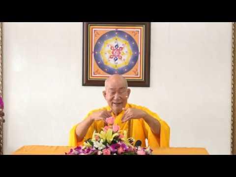 Mật - Tịnh - HT Nhật Quang - Kỳ 10-2016 : Những trọng yếu trong thực hành nghi quỹ Mandala Tịnh Độ