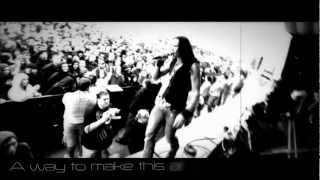 """ART OF DYING - """"RAINING"""" featuring Adam Gontier - OFFICIAL LYRIC VIDEO"""