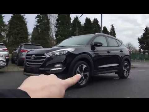 """2018 Tucson with 19"""" wheel upgrade for only €500 ! -- Brian Doolan at Fitzpatrick's Garage Kildare"""
