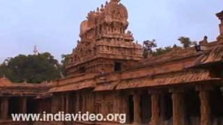 Exteriors of Airavatesvara Temple, Darasuram