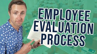How To Run An Employee Evaluation / Performance Review (The Exact Process We Use At SPS)