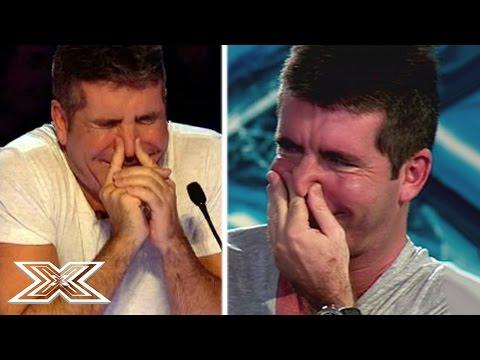When Judges Get The GigglesX Factor UK