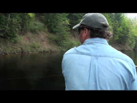 Hardy Dam Pond Smallmouth Bass Fishing