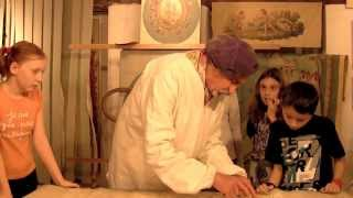 preview picture of video 'Le Trésor secret du Peintre de La Terrade'