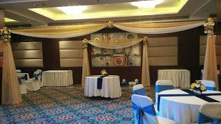 Best Modern Mihrab Theme Decoration For Adults Wedding Anniversary N Birthday Party 09891478560
