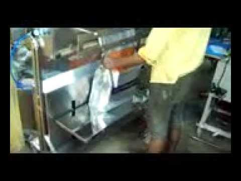 Vertical Pneumatic Sealing Machine