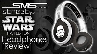 SMS Audio Star Wars First Edition Street by 50 Headphones Review (Stormtrooper Edition)