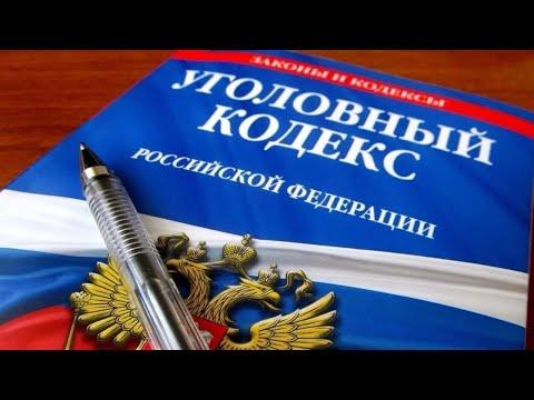 Уголовный Кодекс Российской Федерации. УК РФ. Аудиокнига