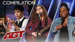 WOAH! Watch Some Of AGT's TOP Auditions From Season 14! - America's Got Talent 2019 thumbnail