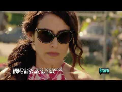 Girlfriends' Guide to Divorce Season 3 Promo