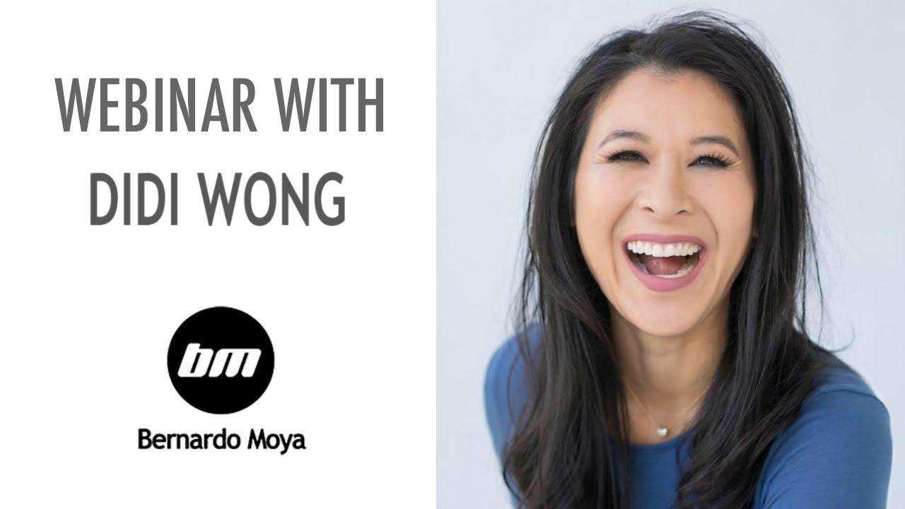 Webinar with Didi Wong