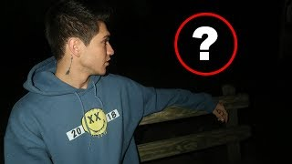 MEETING MY STALKER FACE TO FACE... (the unexplainable happens)