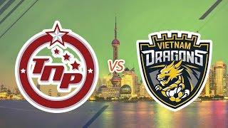 [23.07.2016] Thái Lan TNP vs Việt Nam Dragons [EACC 2016]