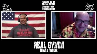 REAL GYMM...REAL TALK Episode 26