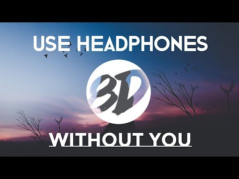 David Guetta - Without You Ft. Usher (8d Audio) 🎧