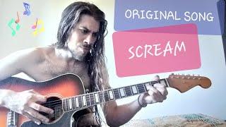 "Eric's Byd original song ""Scream"""